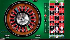 500x bet roulette