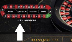 aantal buren bepalen
