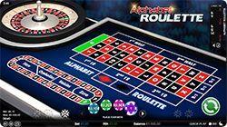 Alphabet Roulette screenshot