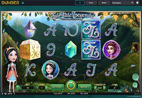 Dunder Casino slots