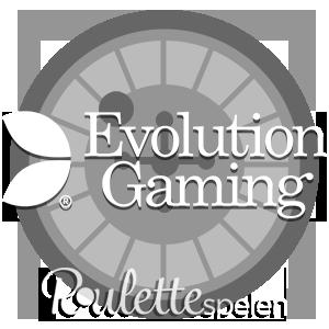 Evolution Gaming roulette logo