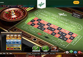 Mr Green Regulier Roulette