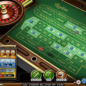 Roulette Grote Serie