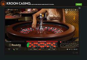 Kroon Casino Roulette