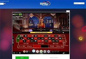 Turbo Casino Roulette